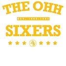 Discreetly Greek - Ohh sixers by integralapparel