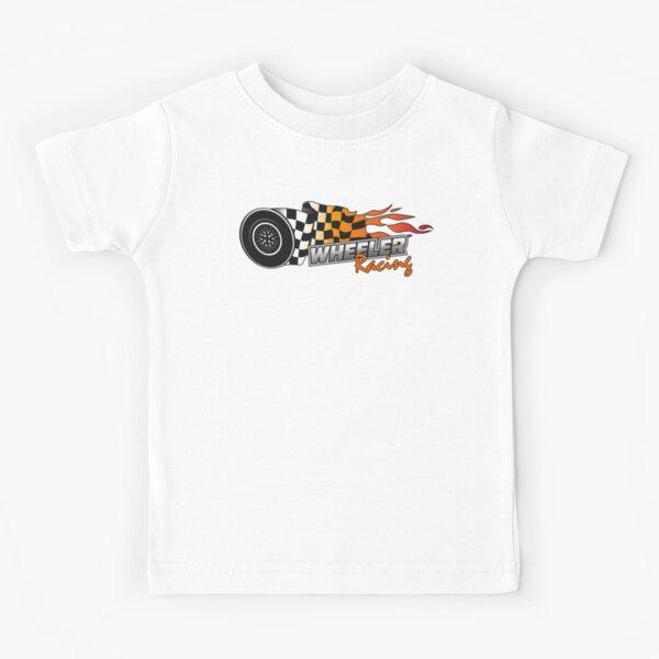Upper Middle Bogan - Wheeler Racing 3 Kids T-Shirt