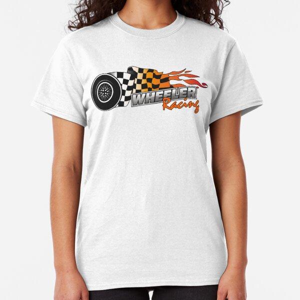 Upper Middle Bogan - Wheeler Racing 3 Classic T-Shirt