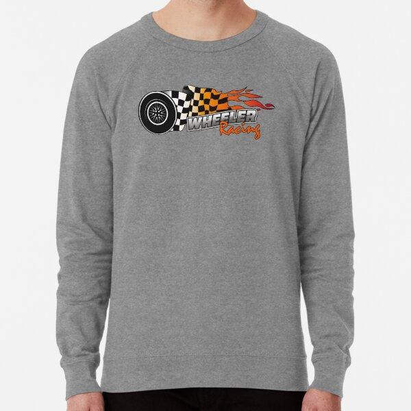 Upper Middle Bogan - Wheeler Racing 3 Lightweight Sweatshirt