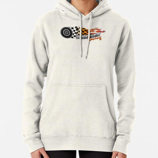 Upper Middle Bogan - Wheeler Racing 3 Pullover Hoodie
