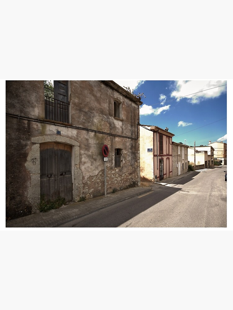 High Street of S'Arracó by rogues70