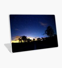 The Starry Road Laptop Skin
