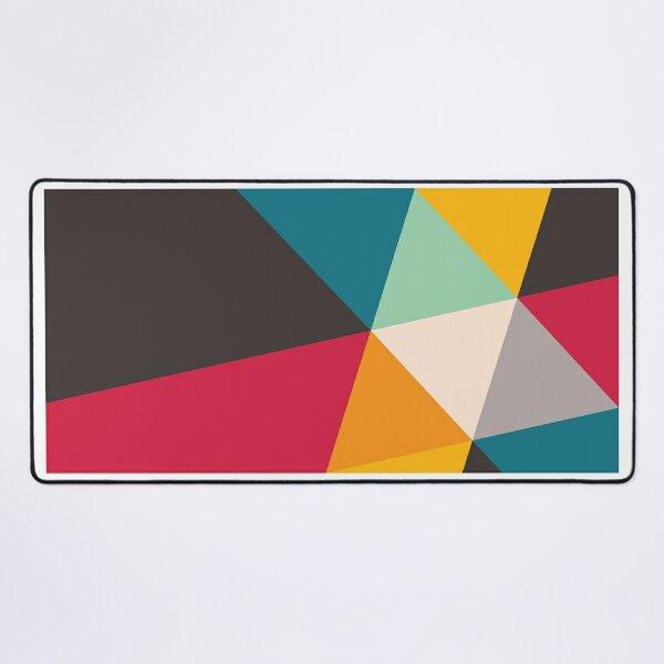 Triangles (2012) Desk Mat