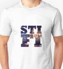 Sticky Fingers - Westway (The Glitter, & The Slums) T-Shirt