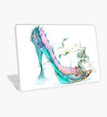 Mermaid Slipper Skin de laptop