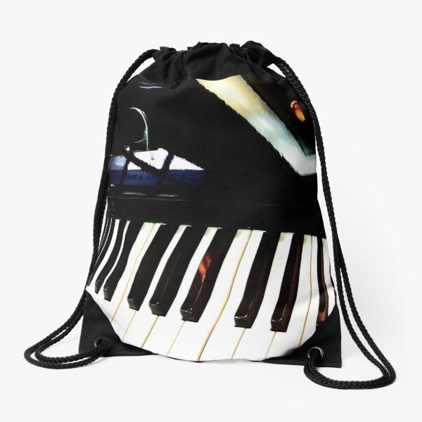 The Lonely One Drawstring Bag