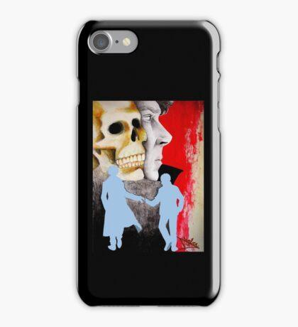 Fatal Deduction iPhone Case/Skin