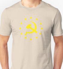 Socialist Europe Communist Unisex T-Shirt
