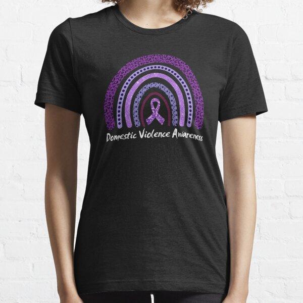 Domestic Violence Awareness Essential T-Shirt