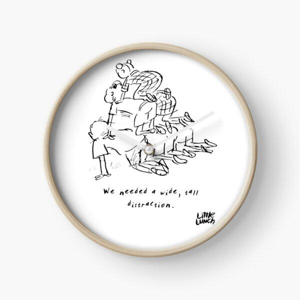 Little Lunch: The Milk Bar Clock