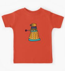 Zack's Little Dalek Kids Clothes