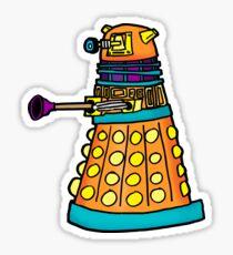 Zack's Little Dalek Sticker