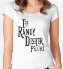 Randy Disher Project Women's Fitted Scoop T-Shirt