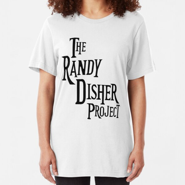 Randy Disher Project Slim Fit T-Shirt