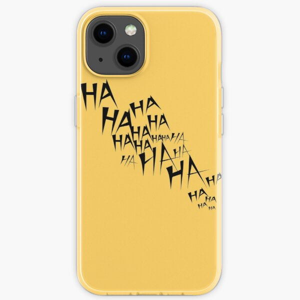 Laughter iPhone Soft Case