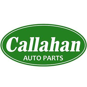 Callahan Auto Parts by Geek-Chic