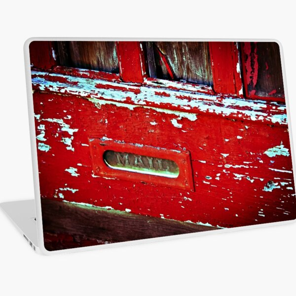 Mail Slot Laptop Skin