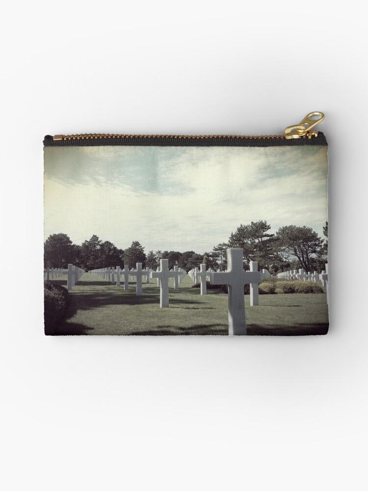 American Cemetery in Normandy by JoeJoeT