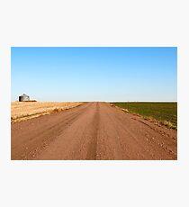Visions of Nebraska Photographic Print