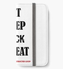 mr robot iPhone Wallet/Case/Skin