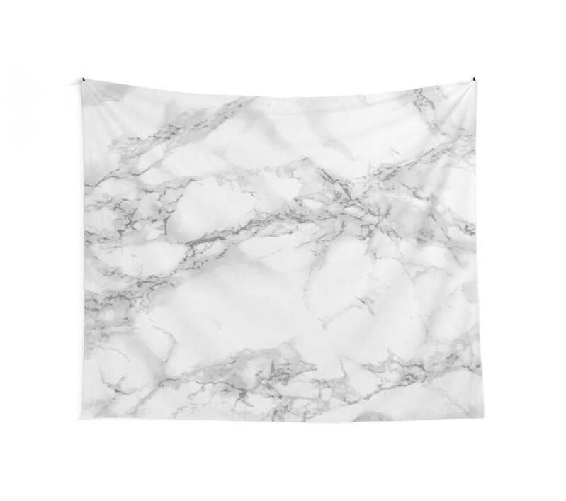 Quot Marble Quot Wall Tapestries By Colorandpattern Redbubble