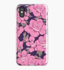 Pink Roses iPhone Case/Skin