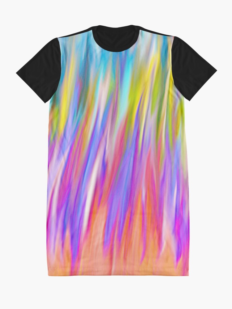 Alternate view of Global Warming Graphic T-Shirt Dress