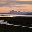 Camano Insel bei Sonnenuntergang von JCDesignsUK