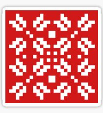Winter Knit Sticker