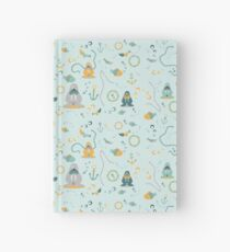 Maritim. Kids. Meereswelt. Hellblau Hardcover Journal