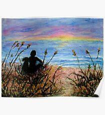 Sweet Serenity - Sunset Poster