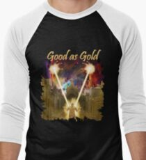 Good as Gold? Men's Baseball ¾ T-Shirt