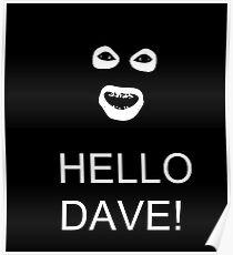 League of Gentlemen - Hello Dave! Poster