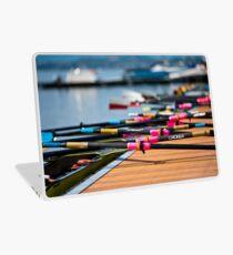 Rowing Laptop Skin