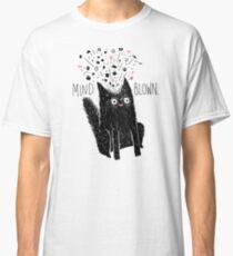 MIND BLOWN. Classic T-Shirt