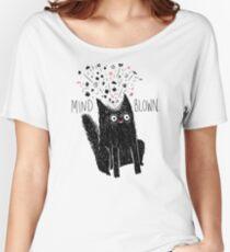 MIND BLOWN. Women's Relaxed Fit T-Shirt