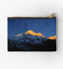 Annapurna South, Himalaya, Nepal. Studio Pouch