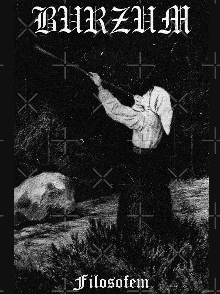 Burzum - Filosofem #1 by omfgtimmy