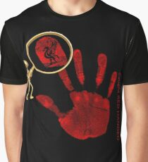 LFC Supporter Caught RED HANDED  Graphic T-Shirt