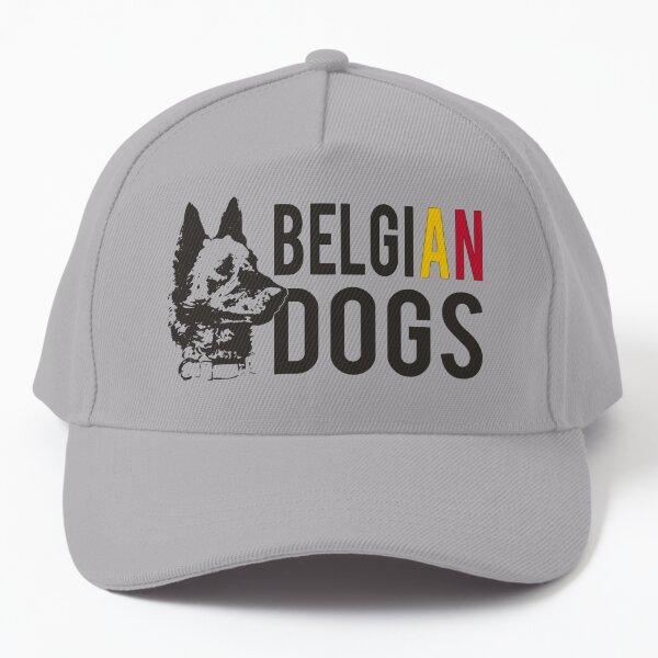 Belgian dogs logo Baseball Cap