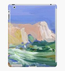 green water iPad Case/Skin