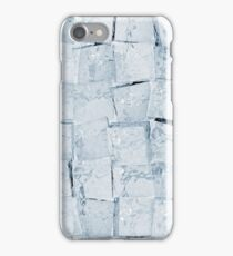 Ice cubes iPhone Case/Skin