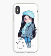 Kekita invierno iPhone Case