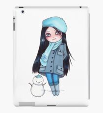 Kekita invierno iPad Case/Skin