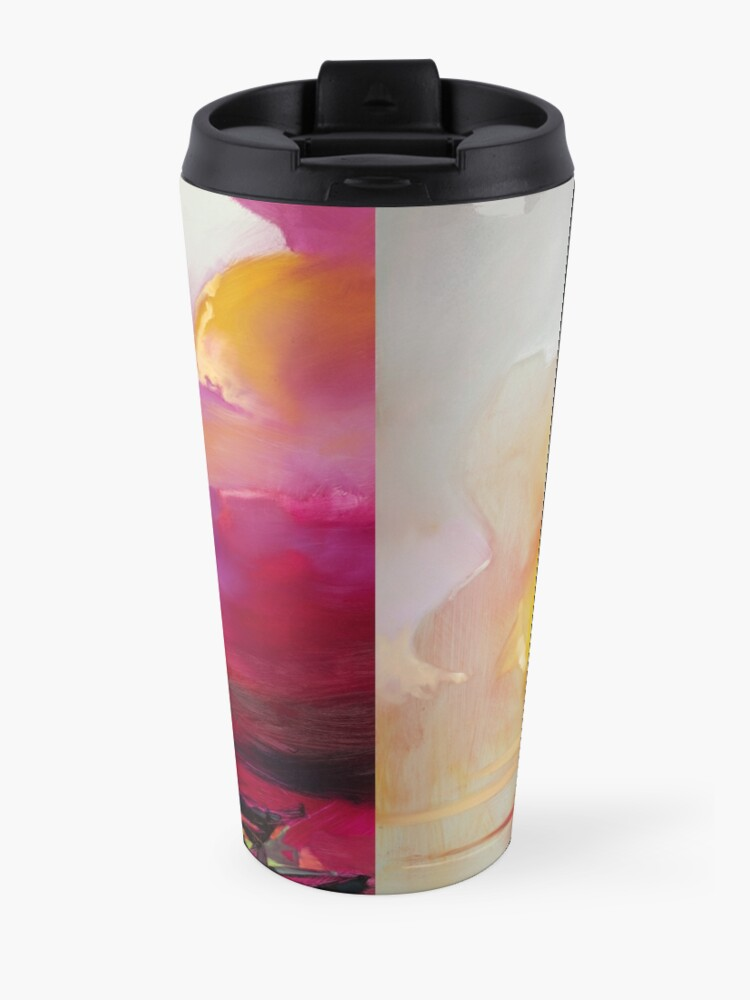 Alternate view of Magenta Shade Travel Mug