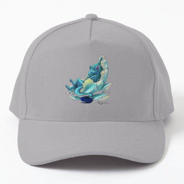 Hatching Dragon Iris Baseball Cap