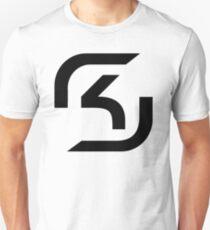 SK csgo black Unisex T-Shirt