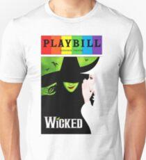 PLAYBILL GERSHWIN THEATRE WICKED T-Shirt