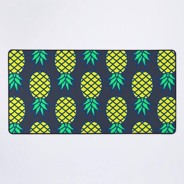 Upside Down Pineapple Swinger Symbol with Partners ID Swinger Logo, Swinger Pendant Desk Mat